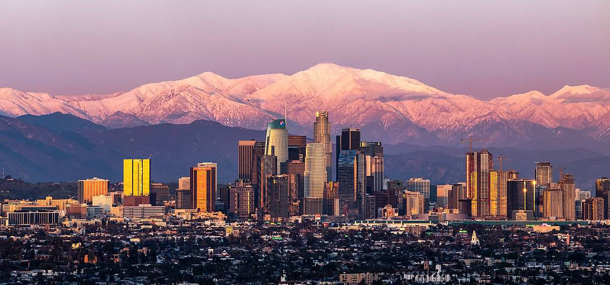 Van Nuys Airport - Los Angeles - United state