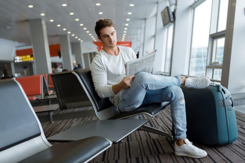 Comfortable Traveler