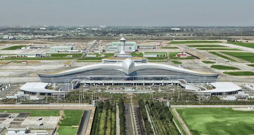 Aeropuerto Internacional de Ashgabat